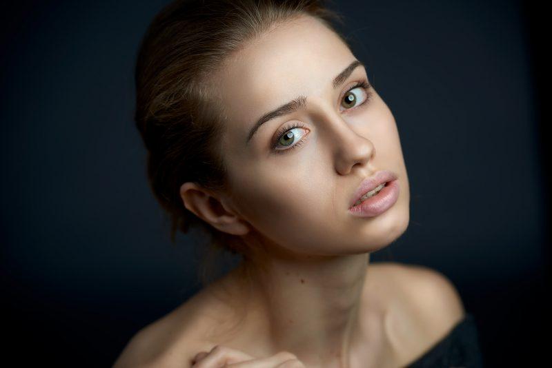 портрет Ира Истомина
